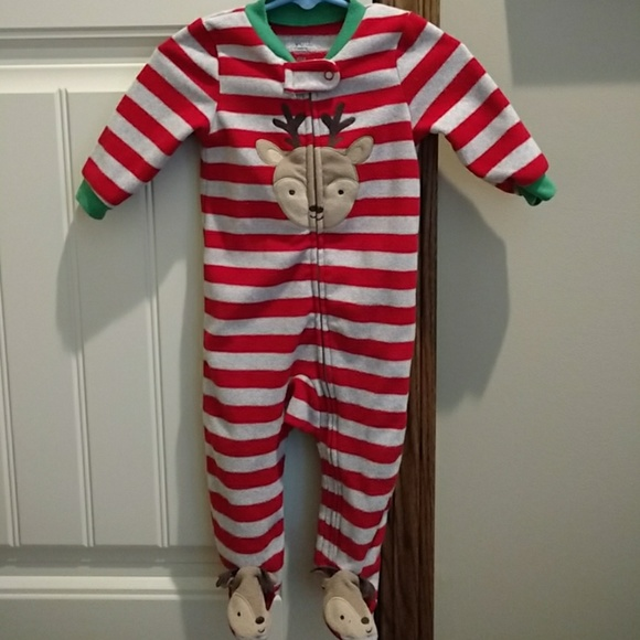 just one you by Carter's Other - Infant fleece jammies